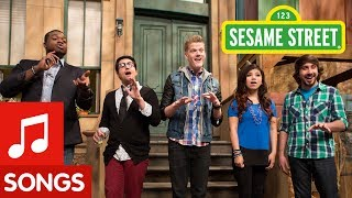 Download Sesame Street: Pentatonix Counts (& Sings) to Five Video