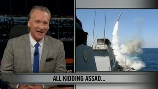 Download Bombing Syria - Bill Maher New Rules on Bombing Random countries Video