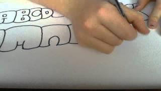 Download graffiti -alfabet- Video