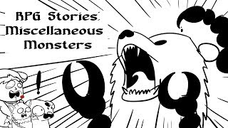 Download Tabletop RPG Stories: Miscellaneous Monsters and Bears of Sand Video