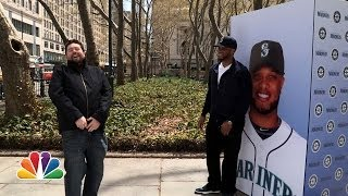 Download Robinson Cano Surprises Yankees Fans While They're Booing Him Video