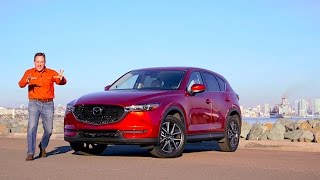 Download A Refined CUV? 2017 Mazda CX-5 Crossover TECH REVIEW (1 of 5) Video