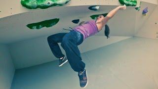 Download German Climbing Team training, Stuntwerk 2014 Video