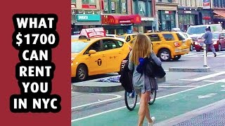Download What $1700 can rent you in New York City? Video