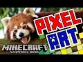Download PIXEL ART #1 Cabeza de Panda Rojo | MINECRAFT (PC) Video