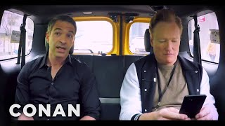 Download Conan & Jordan Commute To The Apollo - CONAN on TBS Video