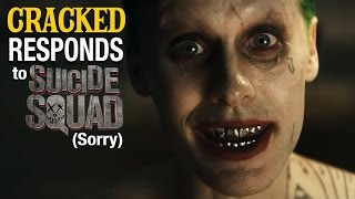 Download Cracked Responds To Suicide Squad (Sorry) Video