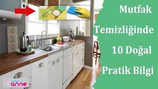 Download Mutfak Temizliğinde Sirke, Karbonat ve Limon ile Yapabileceğiniz 10 Pratik Bilgi Video