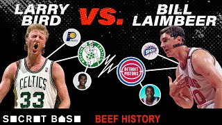 Download Larry Bird and Bill Laimbeer have genuinely hated each other for over 30 years Video