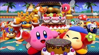 Download Kirby Battle Royale - Final Boss, Ending and Credits Video