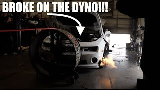 Download COWMARO BROKE!!! TROUBLE on the Dyno!!!!! Video