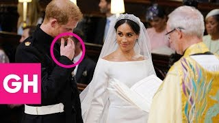 Download What Body Language Experts Noticed During the Royal Wedding | GH Video