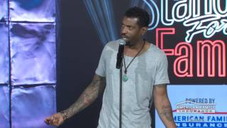 Download Deon Cole - Just A Few Jokes Video