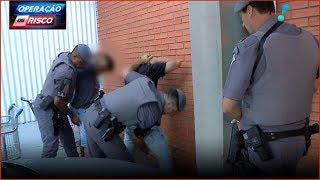 Download Policiais flagram quadrilha dando golpe dentro de supermercado em Campinas Video
