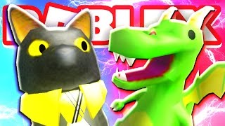 Download SIR MEOWS A LOT vs FRANK THE DINOSAUR Video