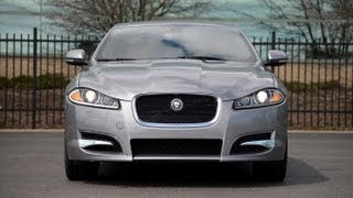 Download 2013 Jaguar XF 2.0T - WR TV POV Test Drive Video