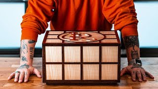Download Solving a $10,000 Puzzle Box - Level 10 (One of a kind) Video
