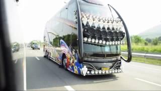 Download ออนทัวร์จันทบุรี ขบวน32บัส (แพนดอร่า2017) Video
