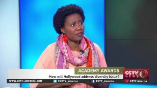 Download Imani Cheers of George Washington University on Hollywood diversity Video