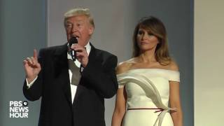 Download WATCH: President Donald Trump and First Lady Melania Trump dance at the Liberty Ball Video
