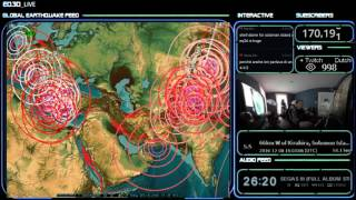 Download 12/08/2016 - Major Global earthquake unrest - New warnings for Japan, Midwest, West coast, Europe Video