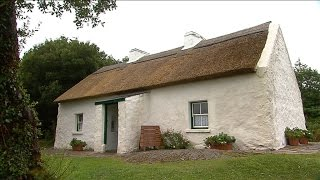 Download Pearse's Cottage being turned into Visitor Centre for 1916 Centenary Video