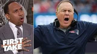 Download The Miami Miracle is Bill Belichick's fault - Stephen A. l First Take Video