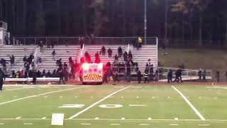 Download Shooting at N.J. high school football game between Pleasantville and Camden high schools Video