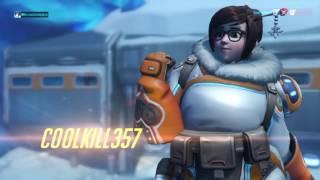Download Alvin the chickmunk plays Overwatch Video
