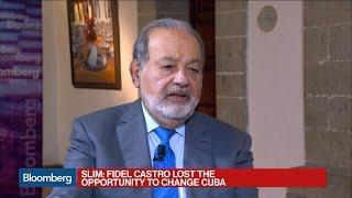 Download Carlos Slim: Fidel Castro Lost His Chance to Change Cuba Video