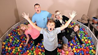 Download LAST TO LEAVE The Ball Pit! Video