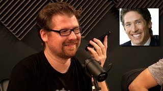 Download Justin Roiland Prank Calls Joel Osteen's Mega Church Video