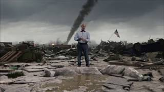 Download A Tornado Hits The Weather Channel Video