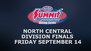 Download NHRA North Central Division Finals Friday Video