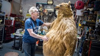 Download Adam Savage's One Day Builds: Bear Costume! Video