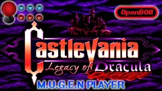 Download CASTLEVANIA LEGACY OF DRACULA OPENBOR Video