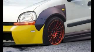 Download Virtual Tuning Renault Kangoo Photoshop Video
