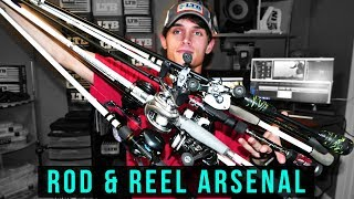 Download ROD & REEL ARSENAL 2018 Video