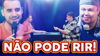 Download NÃO PODE RIR! UTC no Teatro - com ROGÉRIO MORGADO Video