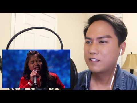 "Angelica Hale: 9-Year-Old Sings Incredible ""Clarity"" Cover - America's Got Talent 2017 REACTION"