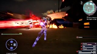 Download FINAL FANTASY XV - Omega Weapon Level 120 Hardest Boss Fight & 99,999 Magic Damage l PS4 Pro Video