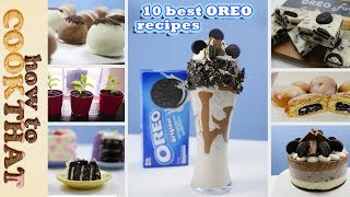 Download Top Ten Best OREO Recipes in 10 minutes | How To Cook That Ann Reardon Video