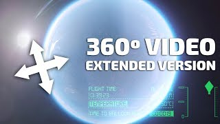 Download 360º balloon flight to the edge of space | Extended version🎈 .:. Infopunch Video