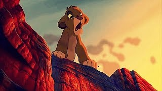 Download THE LION KING (1994) Scene: ″Run away...″/Simba escapes. Video