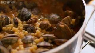 Download Sardinian couscous with clams - Nigellissima - Episode 4 - BBC Two Video
