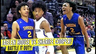 Download MOST EXCITING GUARDS BATTLE IT OUT!! JAELEN HOUSE VS SHARIFE COOPER WAS EPIC! Video