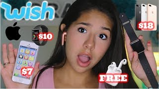 Download I Bought a FAKE iPhone X and Apple Watch from Wish!! Video