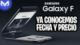 Download Galaxy F PLEGABLE ESTA CERCA ! FECHA PRECIO Y MAS DETALLES! Video