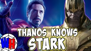 Download The REAL REASON Why Thanos Knows Tony Stark! | Webhead Video