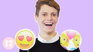 Download Jace Norman Tells His Most Embarrassing Stories With Emojis Video